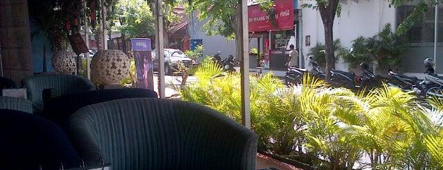 Shisha Cafe is one of Bali's Best.