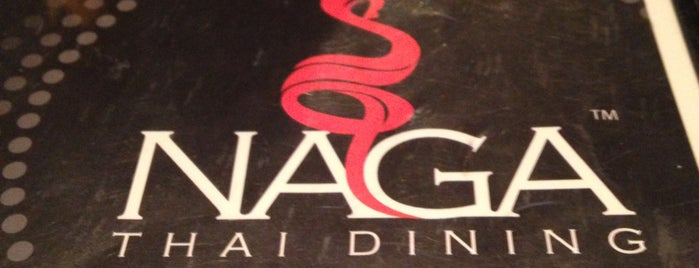 Naga Thai Restaurant is one of Vegas Baby!!.