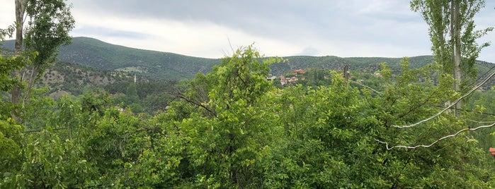 Gürleyik Şelalesi is one of Eskişehir gezmeleri.