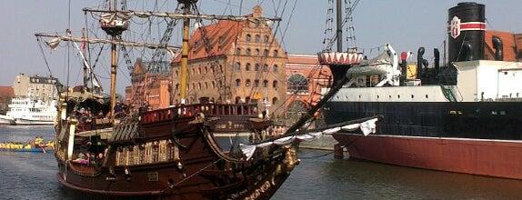 Tramwaj Wodny is one of Gdańsk, not finished yet!.