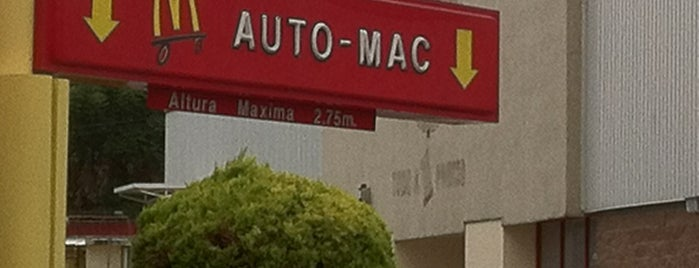McDonald's is one of Lucy 님이 좋아한 장소.