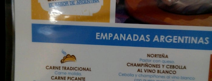 Todo Empanadas is one of Locais curtidos por Francisco Adun.
