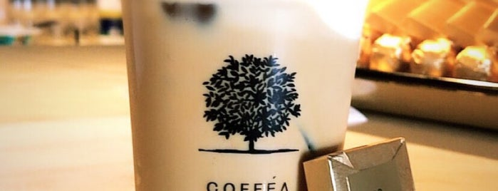 COFFÉA is one of Locais curtidos por Mohammad.