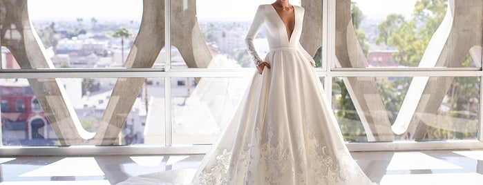 Pronovias Cairo is one of Where, When & Who List 2!.