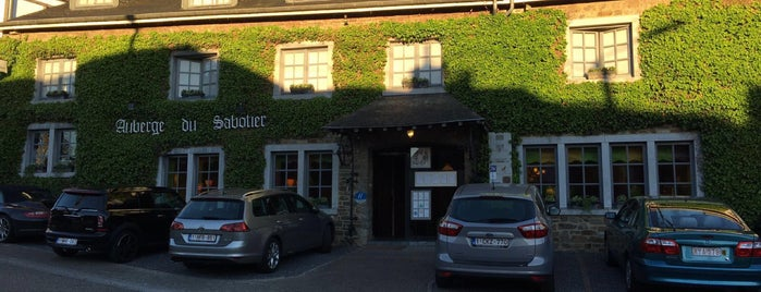 Auberge Le Sabotier is one of Huguesさんのお気に入りスポット.