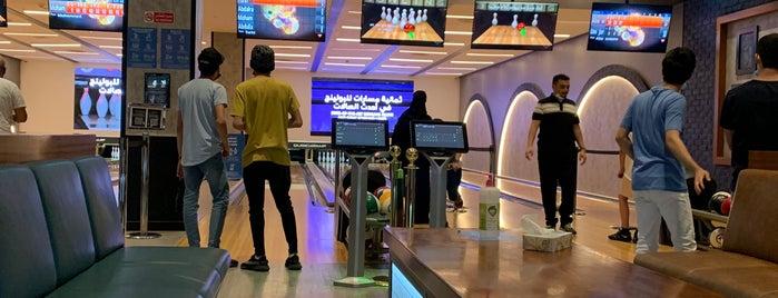 Yalla Bowling is one of Riyadh Outdoors.