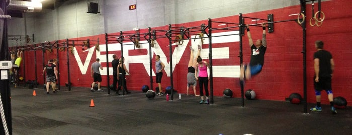CrossFit Verve is one of Denver.