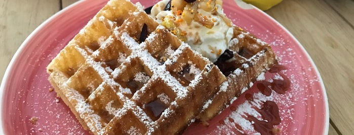Holly Waffles is one of Bucket list GDL.