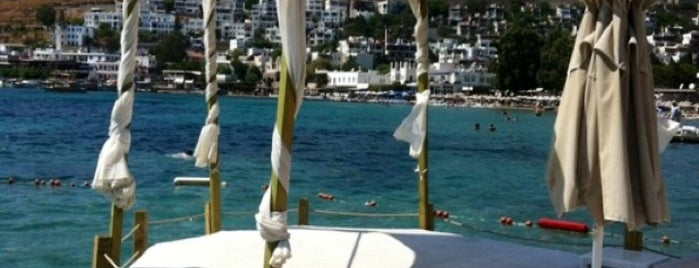 Camelot Beach is one of Bodrum.