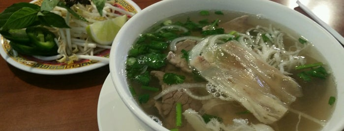 Saigon Noodle House is one of Eats.