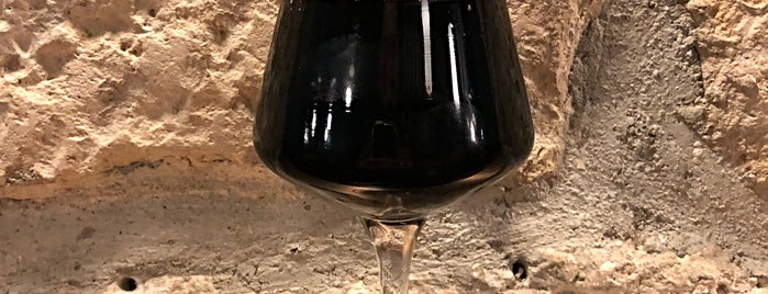The Parisian craft beer scene!