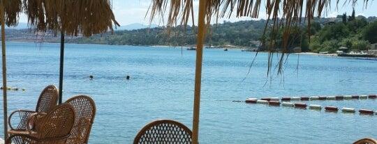 Ayışığı Beach Bar is one of Karadeniz turumuz (ciddim,cordum,cezdim).