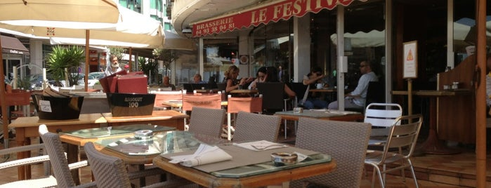 Le Festival Restaurant is one of Favorite Food.