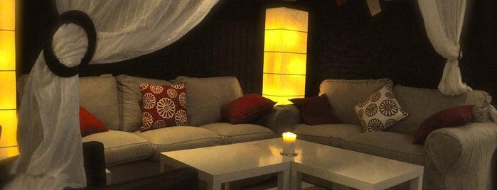 Eutopia Bar/Lounge is one of Orte, die Vicky gefallen.