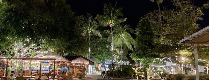 Sunset Walk - Baan Tai Koh Phangan is one of Bg pH.