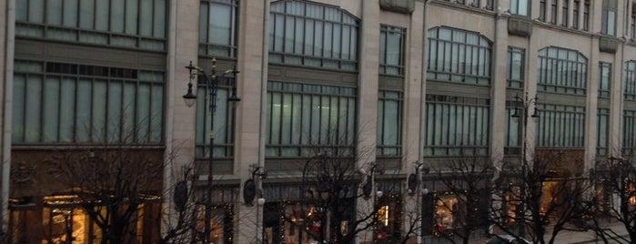 Nevsky Hotel Grand is one of Aleksandra : понравившиеся места.