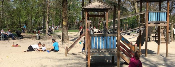 Kronepark is one of Munich.