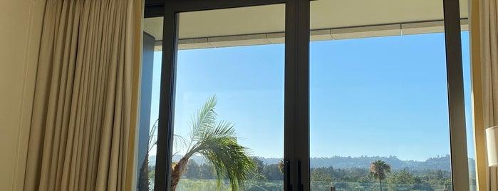 Waldorf Astoria Beverly Hills is one of LA.