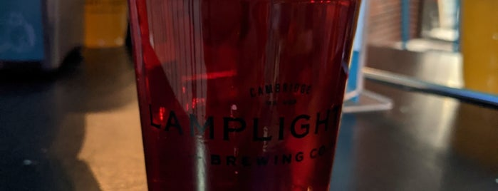 Lamplighter Brewing Co. is one of Silvieさんのお気に入りスポット.
