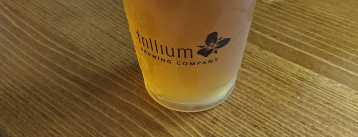 Trillium Garden On The Greenway is one of Boston.