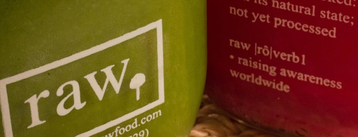 Chicago Raw is one of Vegetarian Restaurants.