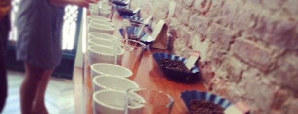 Stumptown Coffee Roasters is one of Hott Coffee.