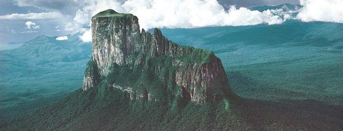 Monumentos Naturales de Venezuela