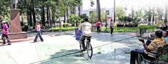 Plaza Miranda is one of Sitios Recreaciones al Aire Libre en PLC.