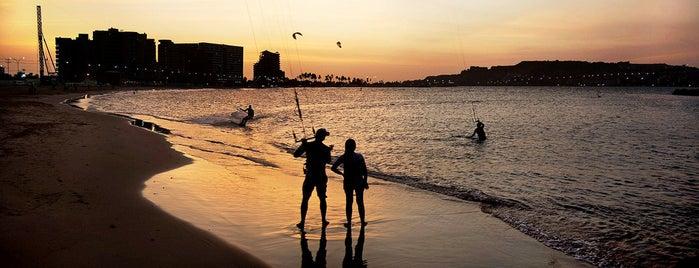 Playa Lido is one of Sitios Recreaciones al Aire Libre en PLC.