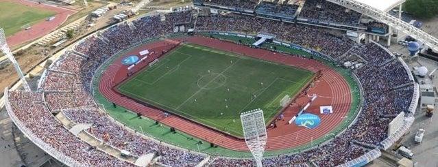 Estadio Olímpico Gral. José Antonio Anzoátegui is one of Sitios Recreaciones al Aire Libre en PLC.