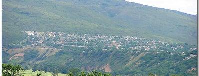 Loma de León is one of Monumentos Naturales de Venezuela.