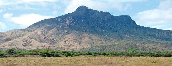 Monumento Cerro Santa Ana is one of Monumentos Naturales de Venezuela.