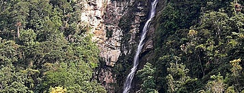 Chorrera de las González is one of Monumentos Naturales de Venezuela.