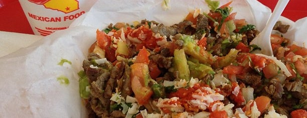 Adalberto's Mexican Food is one of San Diego, CA.