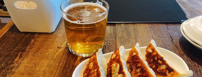 Sunny Day Dumpling is one of Craft Beer Osaka.