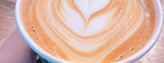 Brooklyn Roasting Company is one of Coffee Fav's.