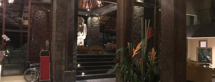 Sthala Ubud, Bali, A Tribute Portfolio Hotel is one of Posti che sono piaciuti a Sara S..
