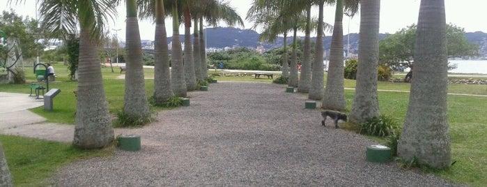 Parque de Coqueiros is one of Locais curtidos por M.a..