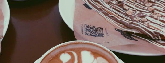 Kahve Dünyası is one of Riyadh Cafes.