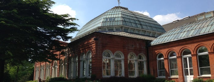 Avery Hill Park Winter Gardens is one of London to do's.
