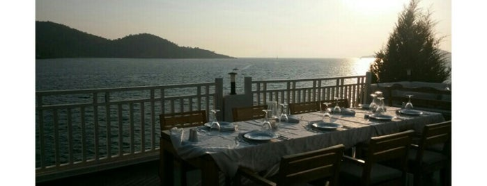 Ada Restaurant is one of Fethiye.