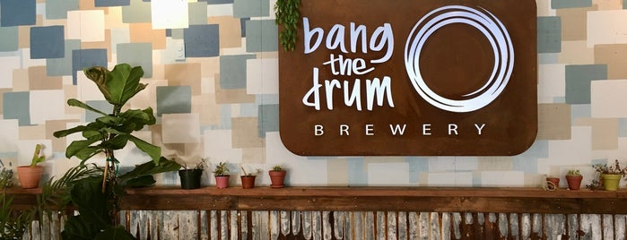 Bang the Drum Brewery is one of California Breweries 3.