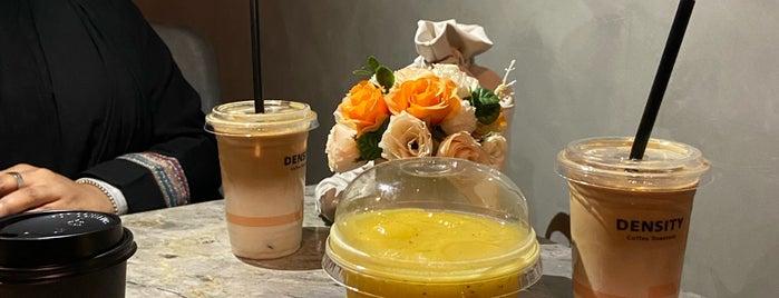 Density Coffee Roasters is one of BUCKET LIST.