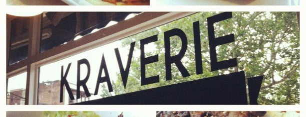 Kraverie is one of SC/NY - Yet To EAT.