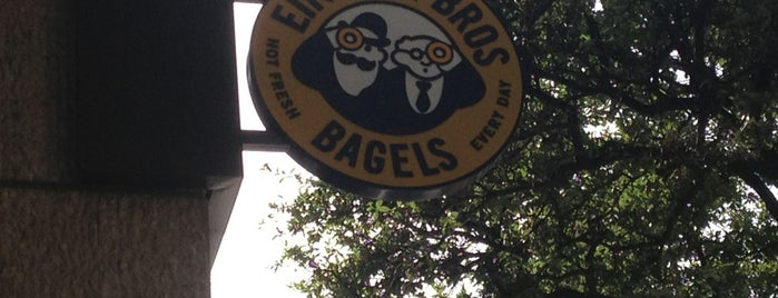 Einstein Bros. Bagels is one of Jayさんのお気に入りスポット.