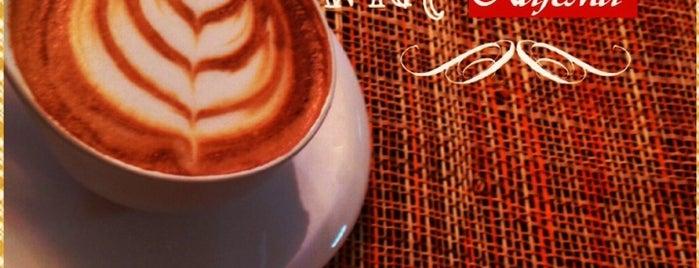ENGINEERIA COFFEE is one of Lieux qui ont plu à Anastasia.