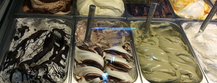 4D Gelateria is one of Lugares favoritos de lupas.