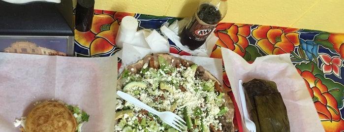 Tacos Oaxaca is one of Posti salvati di Esther.