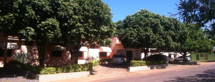 Sun City Hotel is one of Hotéis / Pousadas.