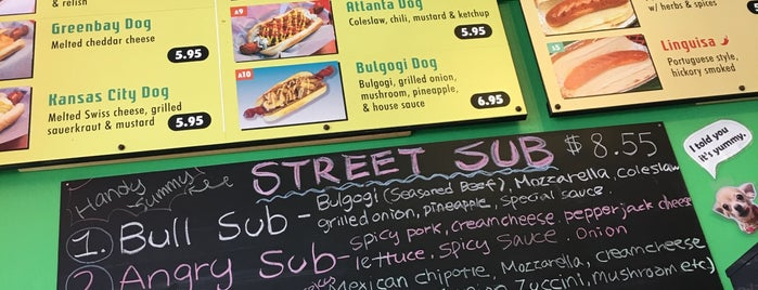 Diggity Dog is one of Seattle.